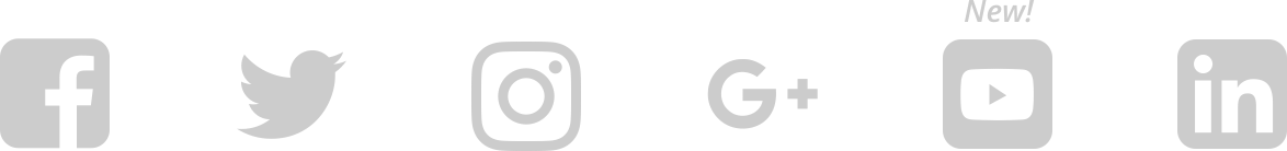 social network logos desktop