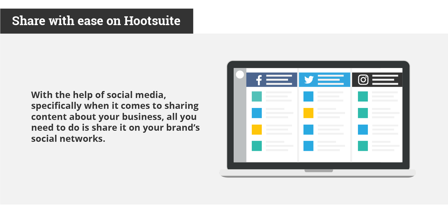 Sharing content more effectively